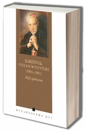 Kardynał Stefan Wyszyński (1901-1981). - okładka książki