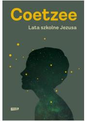 Lata szkolne Jezusa - okładka książki