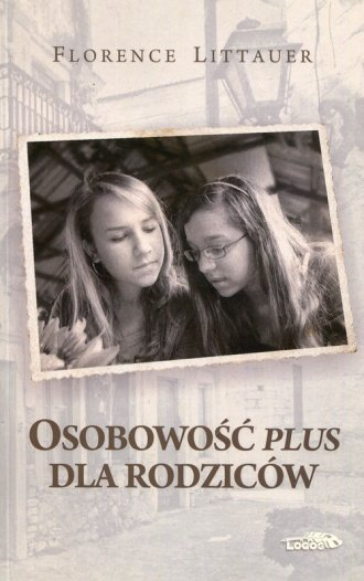 Osobowość plus dla rodziców - okładka książki