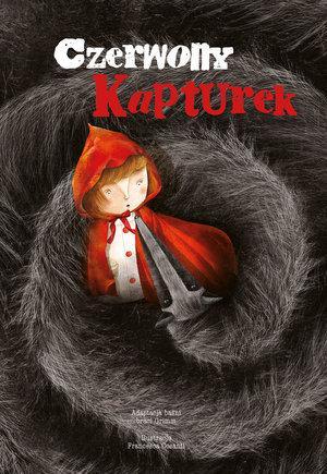 Czerwony Kapturek - okładka książki