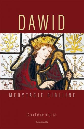 Dawid. Medytacje biblijne - okładka książki