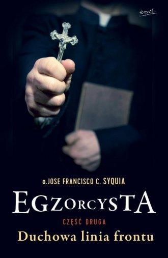 Egzorcysta cz.2. Duchowa linia - okładka książki