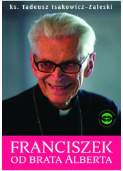 Franciszek od Brata Alberta - okładka książki