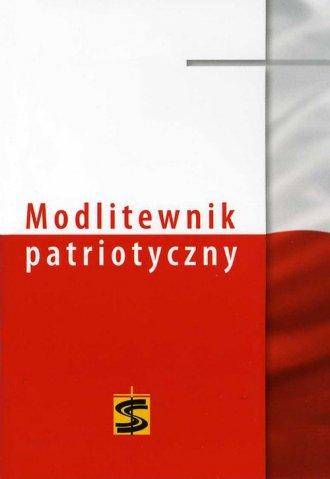 Modlitewnik patriotyczny - okładka książki
