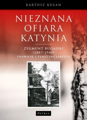 Nieznana ofiara Katynia. Zygmunt - okładka książki