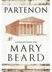 Partenon - okładka książki