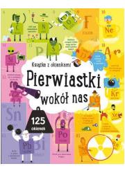 Pierwiastki wokół nas książka z - okładka książki