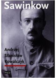 Sawinkow - okładka książki