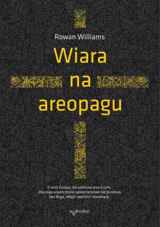 Wiara na areopagu - okładka książki