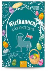 Wielkanocny Elementarz - okładka książki