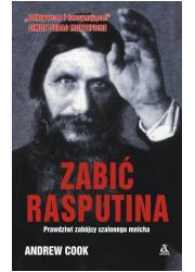 Zabić Rasputina - okładka książki