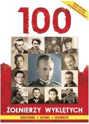 100 Żołnierzy Wyklętych - okładka książki