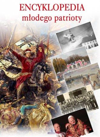 Encyklopedia młodego patrioty - okładka książki