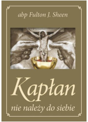 Kapłan nie należy do siebie - okładka książki