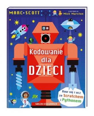 Kodowanie dla dzieci - okładka książki