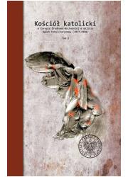 Kościół katolicki w Europie Środkowo-Wschodniej - okładka książki