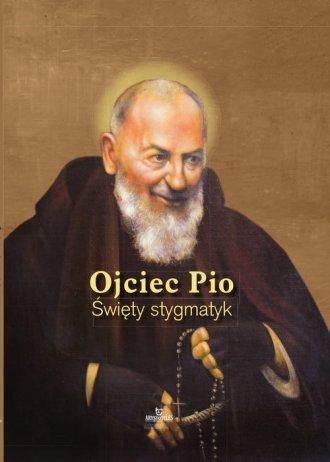 Ojciec Pio - okładka książki