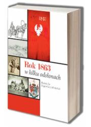 Rok 1863 w kilku odsłonach - okładka książki