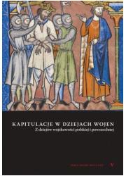 Kapitulacje w dziejach wojen - okładka książki