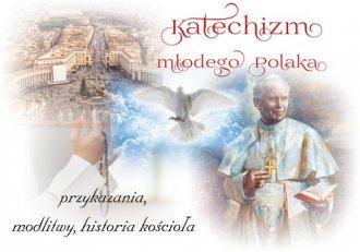 Katechizm młodego Polaka - okładka książki