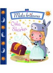 Ośla skórka mała królewna - okładka książki