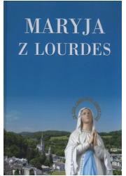 Maryja z Lourdes. Album - okładka książki