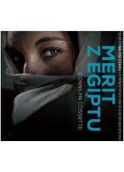 Merit z Egiptu - pudełko audiobooku
