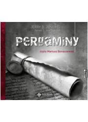 Pergaminy - pudełko audiobooku