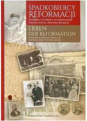 Spadkobiercy Reformacji. Erben - okładka książki