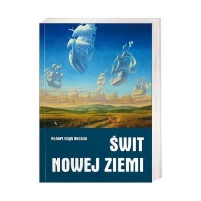 Świt Nowej Ziemi - okładka książki