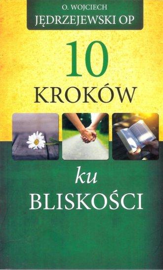 10 kroków ku bliskości - okładka książki