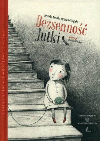 Bezsenność Jutki - okładka książki