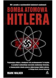 Bomba atomowa Hitlera - okładka książki