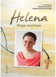 Helena. Misja możliwa - okładka książki