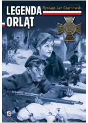 Legenda Orląt - okładka książki