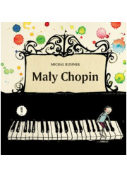 Mały Chopin - okładka książki