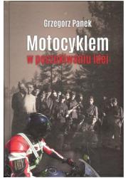 Motocyklem w poszukiwaniu idei - okładka książki