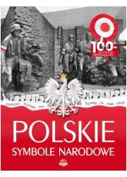 Polskie symbole narodowe - okładka książki
