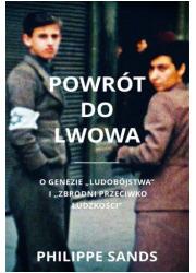 Powrót do Lwowa. O genezie ludobójstwa - okładka książki