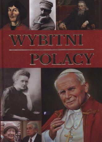 Wybitni Polacy - okładka książki