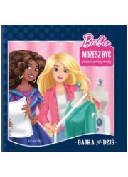 Barbie. Możesz być projektantką - okładka książki