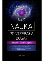 Czy nauka pogrzebała Boga? - okładka książki
