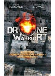 Drone Warrior - okładka książki