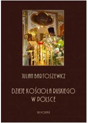 Dzieje kościoła ruskiego w Polsce - okładka książki