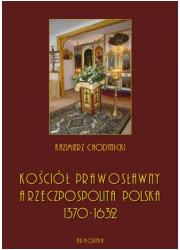 Kościół prawosławny a Rzeczpospolita - okładka książki