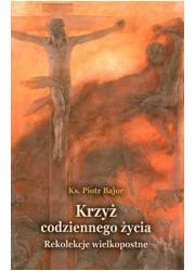Krzyż codziennego życia. Rekolekcje - okładka książki