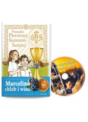 Marcelino Chleb i Wino. Pamiątka - okładka książki