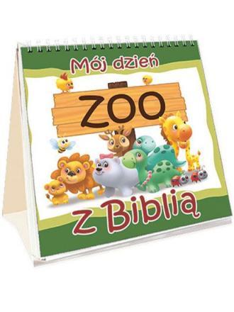 Mój dzień z Biblią - okładka książki