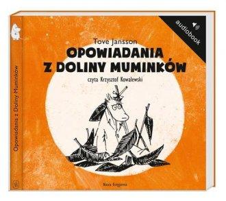 Opowiadania z Doliny Muminków - pudełko audiobooku
