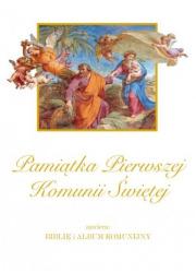 Pamiątka I Komunii Świętej. PAKIET - okładka książki